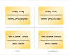 How To Choose Tent Card Template Word